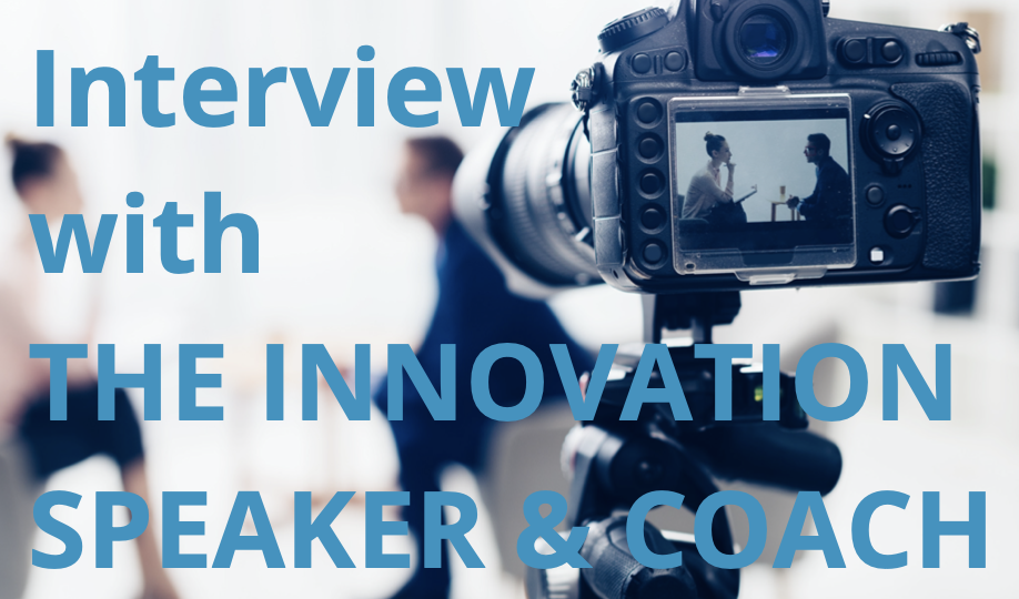 Interview with Innovation Speaker _ Blog Artikel Post