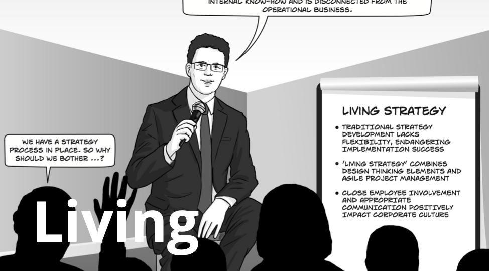 Living Strategy Blog